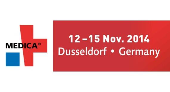 Medica 12-15 Nov. 2014 Dusseldorf Germany