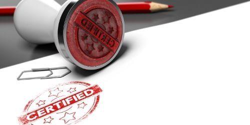 Successful Certification