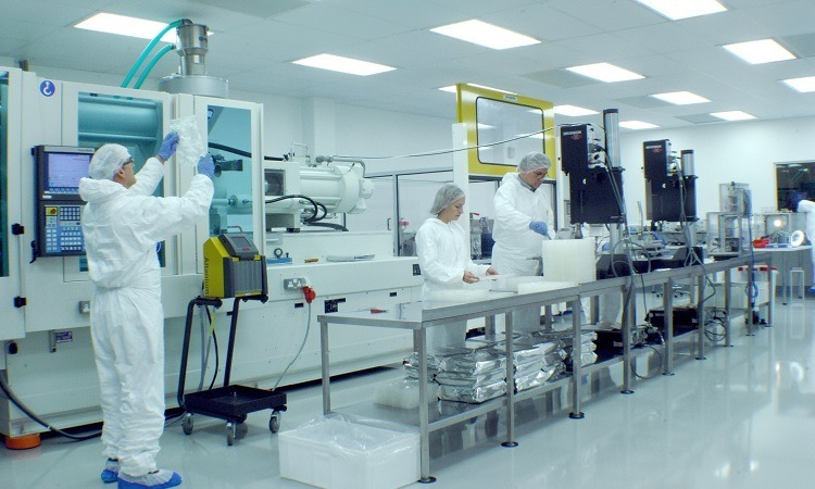 injection moulding facilities