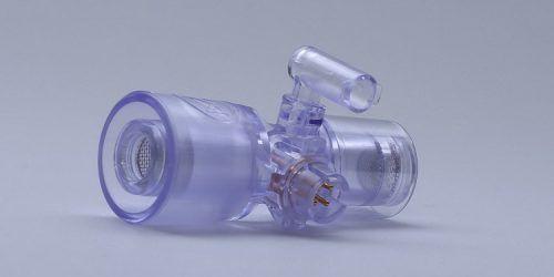 neonatal respiratory flow sensor