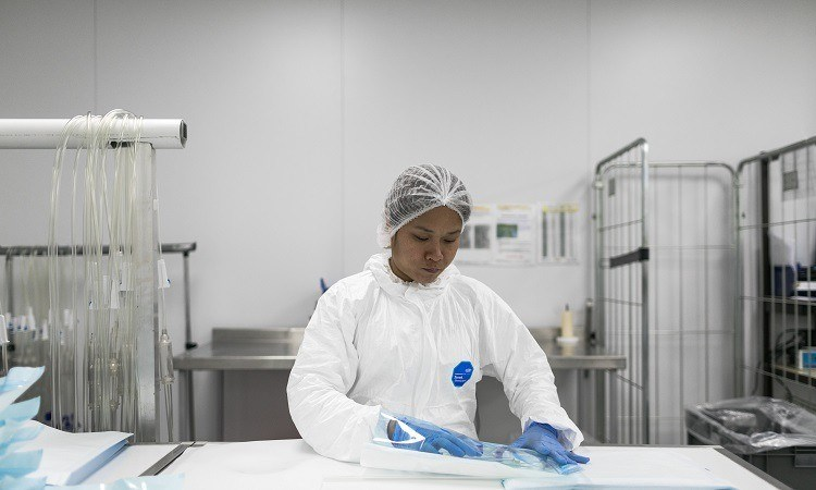 Medical Staff packaging Europlaz products