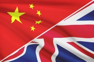 manufacturing moved from China to UK